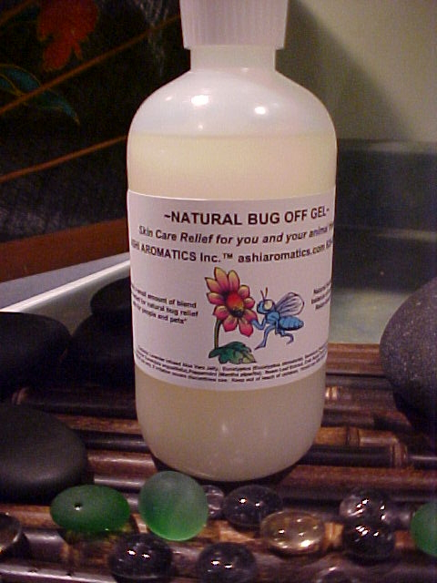 Animal Aromatherapy product image Bug Off Gel