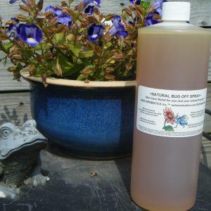 Animal Aromatherapy product image Bug Off Spray 32oz