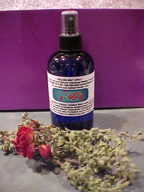 Animal Aromatherapy product image Healing Mist Spray