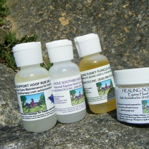 Animal Aromatherapy product image Hoof Travel Kit